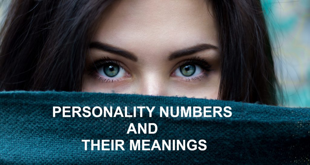 personality numbers