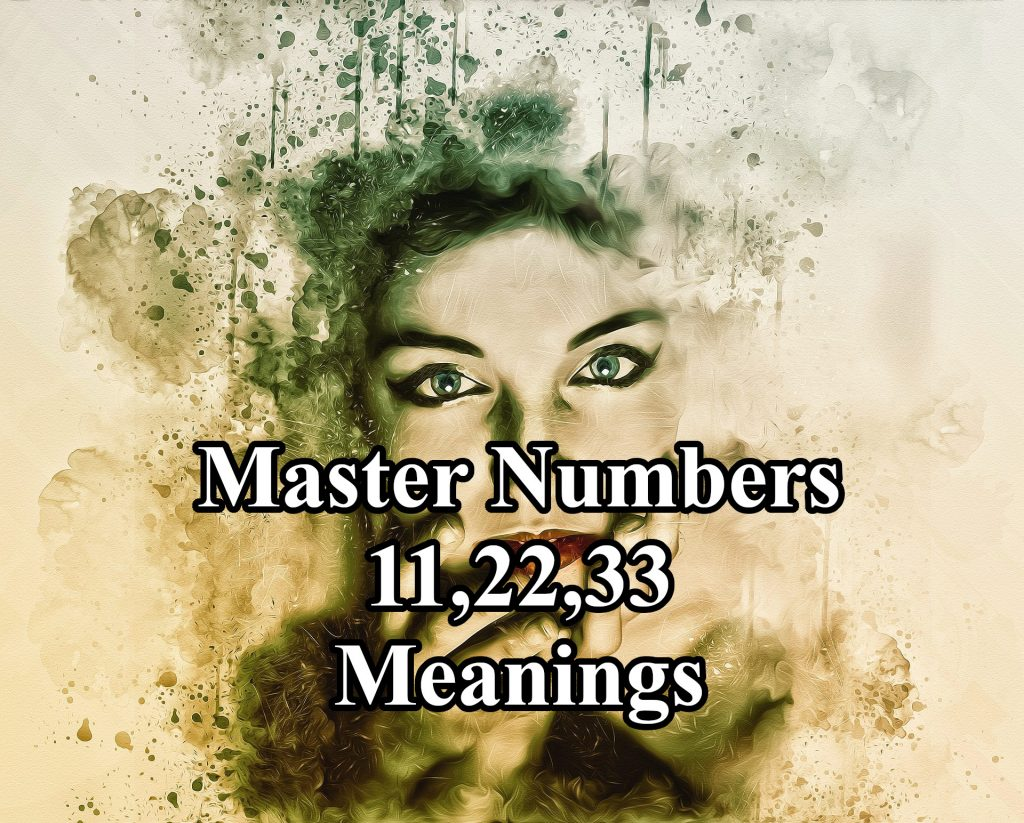 master numbers meanings